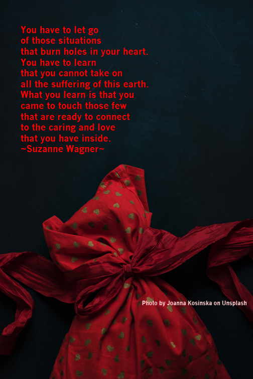 redclothflowingquote