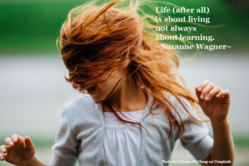 girl tosing her hair in the windquote
