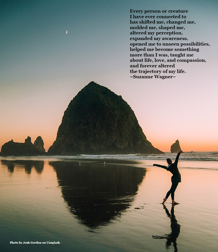womanonthebeachinoregonquote