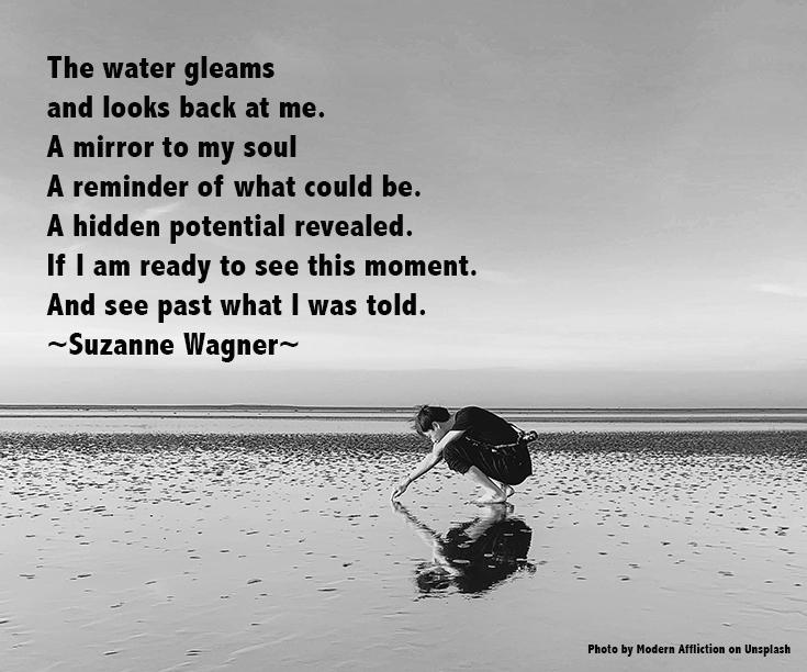 reflectioninthewateronbeachquotesw