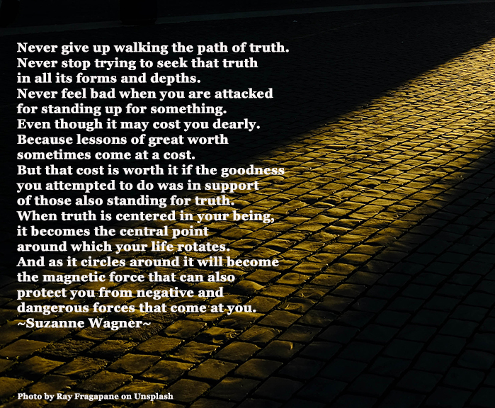 walkingthepathoftruthquotesw